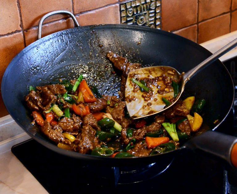 Recipe fried ready dish Yosukata